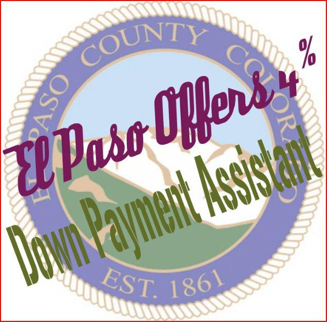 el paso grant free down payment assistance