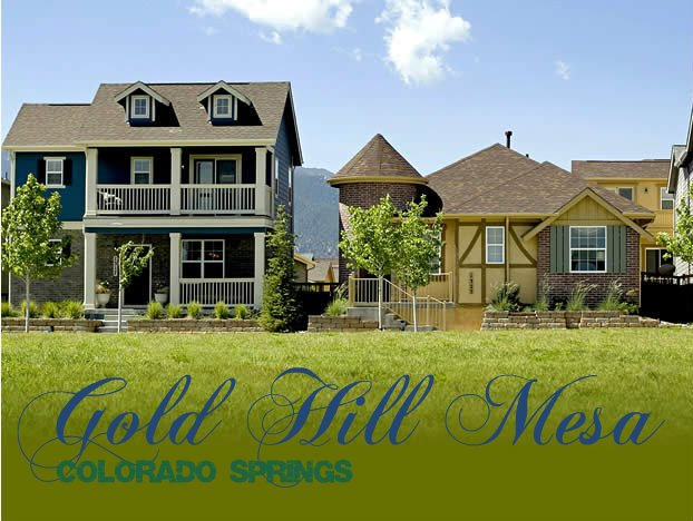 Gold Hill Mesa - homes for sale
