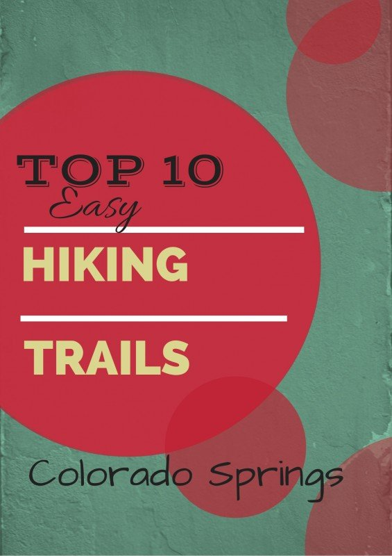 Top 10 Easy Hikes in Colorado Springs