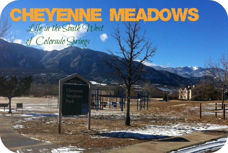 Cheyenne Meadows Colorado Springs Neighborhood