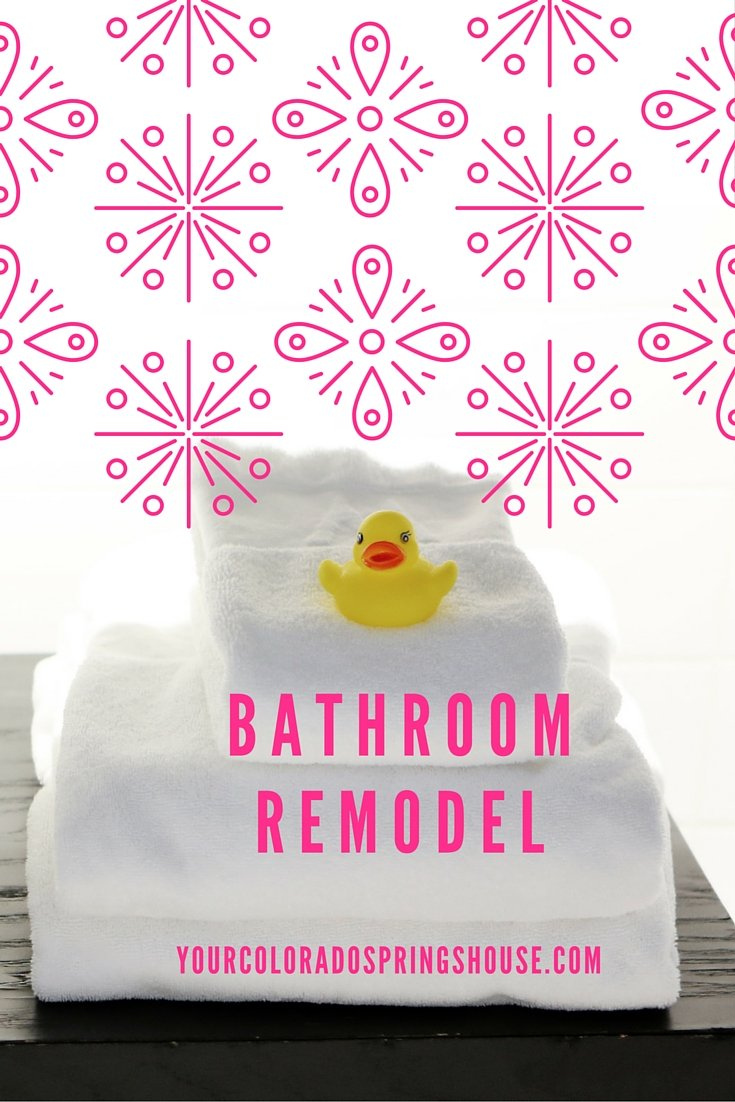Tips For An Easy Bathroom Remodel Colorado Springs Real - Easy bathroom remodel