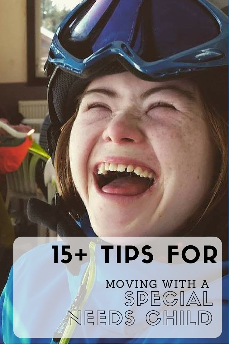 tips moving with a special needs child