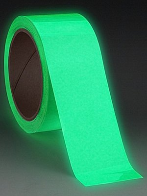 special needs moving glow in the dark tape