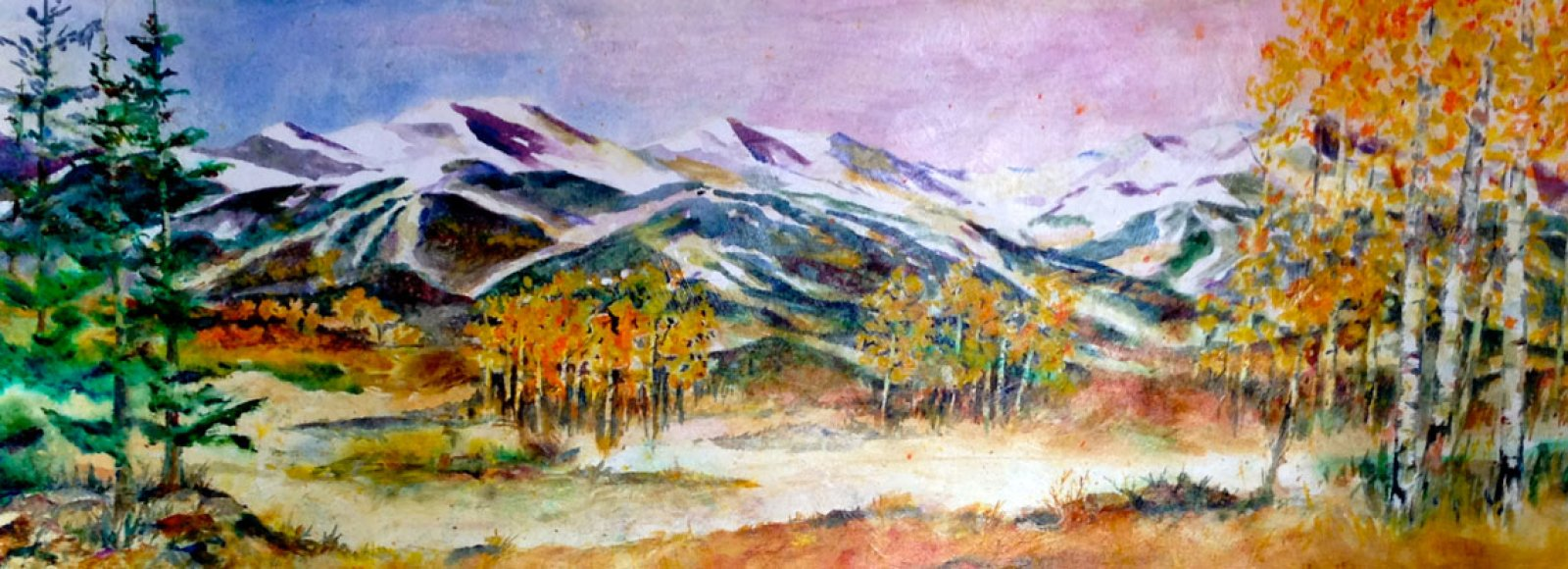 Art colorado springs - Colorado Springs Watercolor Artist