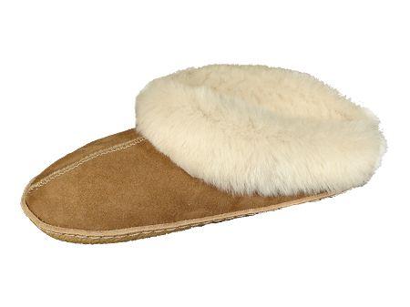 sheepskin-slipper