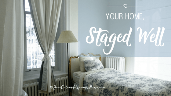Home staging results in a higher sales price