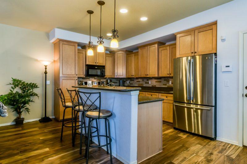 Gold Hill Mesa kitchen