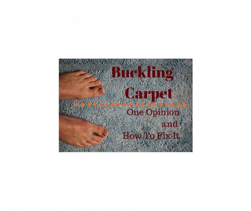 Buckling Carpet