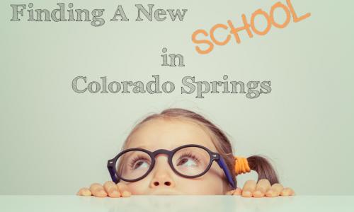 colorado springs schools