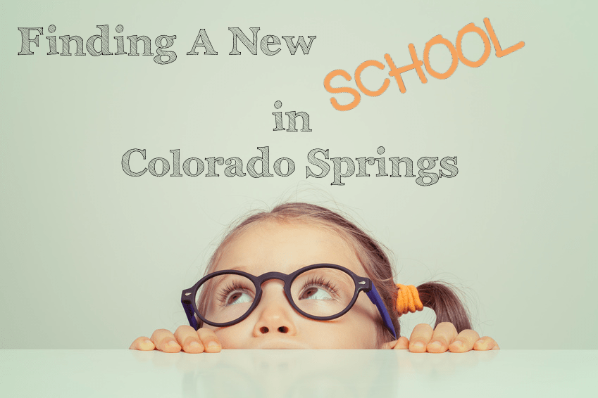 colorado springs schools
