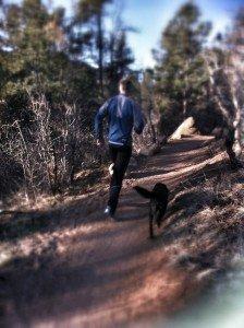 Stratton Open Spaces Running Colorado Springs