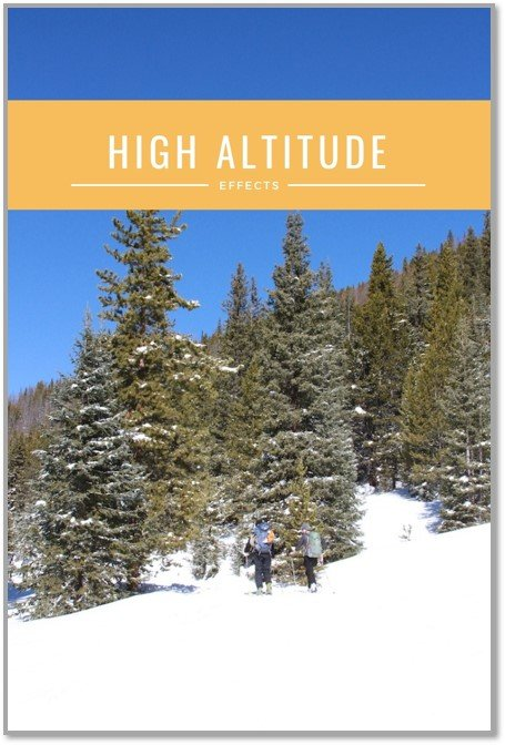 High Altitude Living