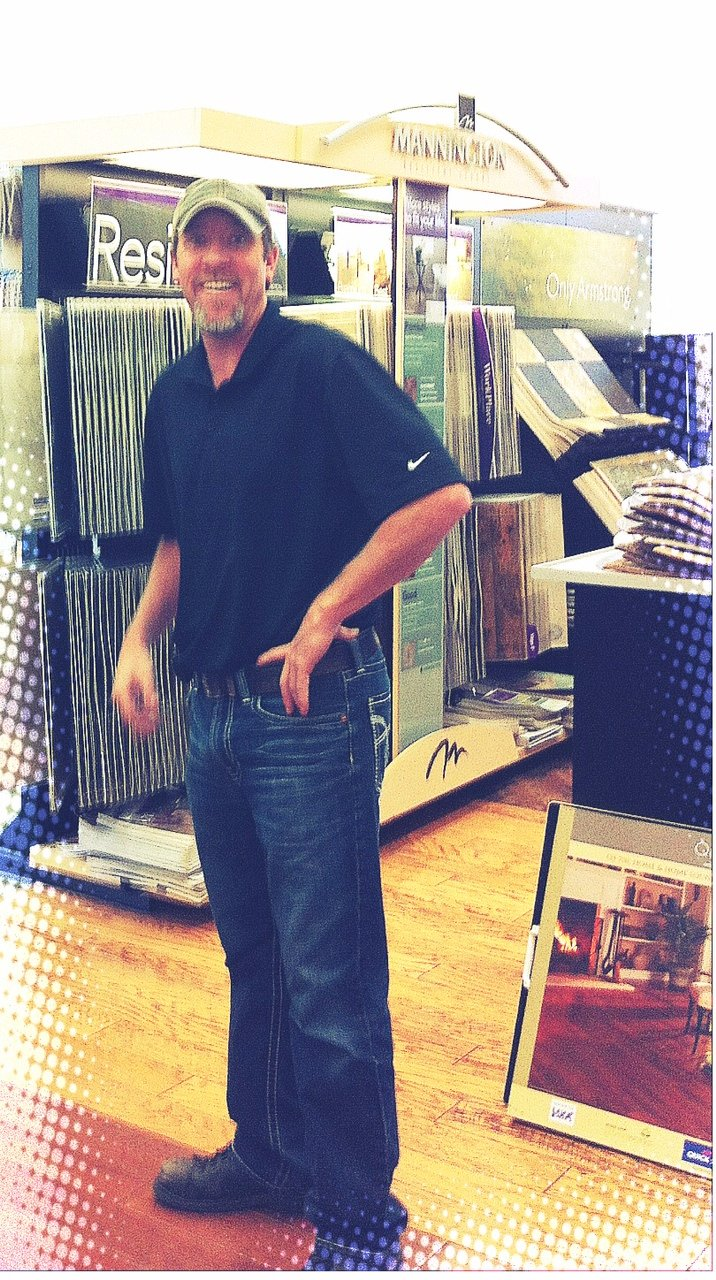 Jerry Cline Store Manager Payless Carpet Outlet