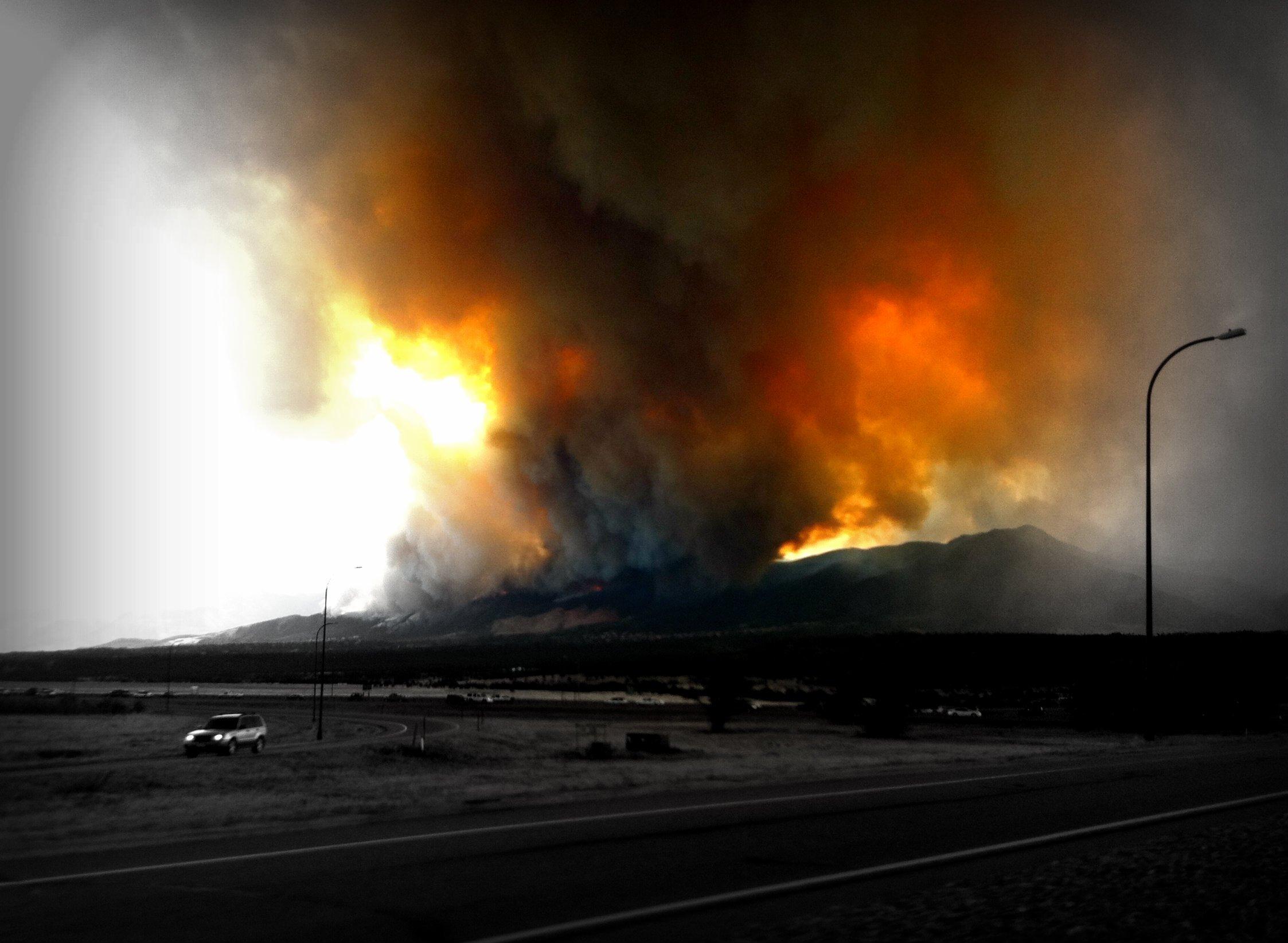 Wildfire mitigation Tax deduction