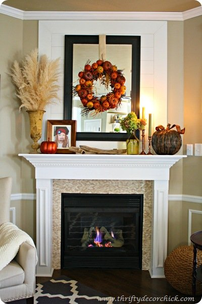 fall home decor inspirations 2012