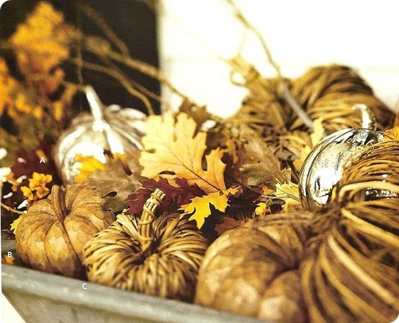 fall home decor 2012