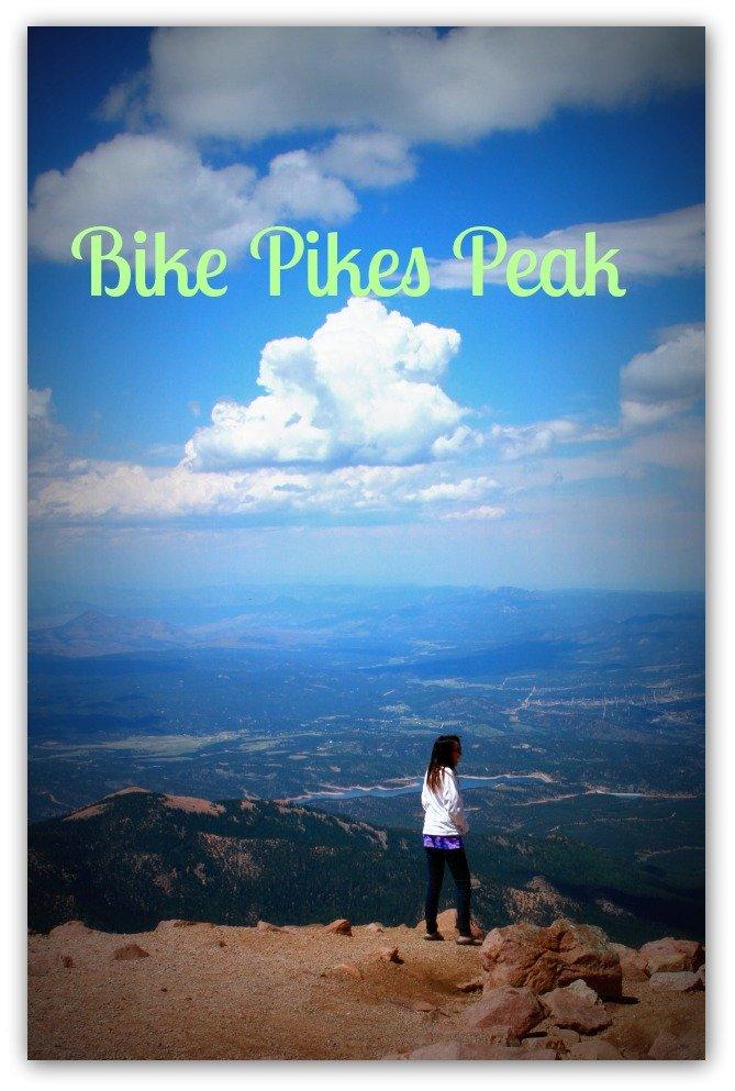 Bike Pikes Peak Colorado Springs