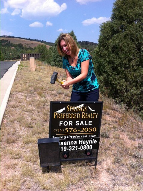 Land for sale in Cedar Heights, Colorado Springs