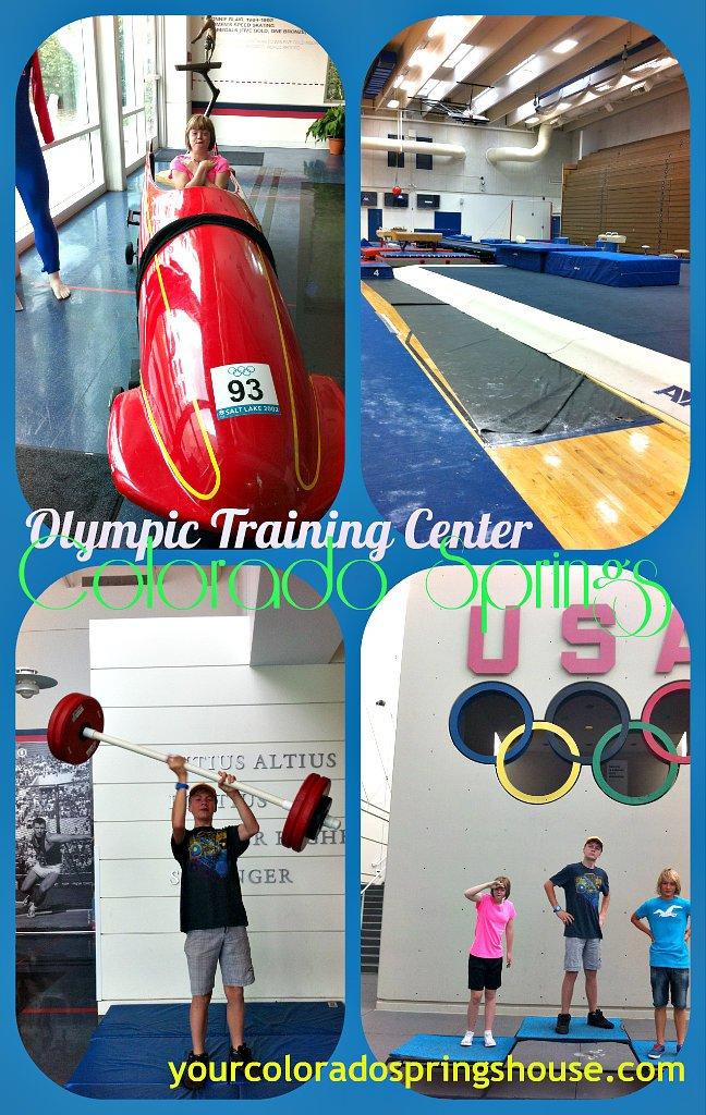 Olympic Training Center Colorado Springs