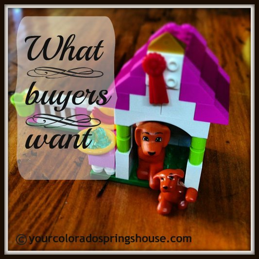 2013 what home buyers want