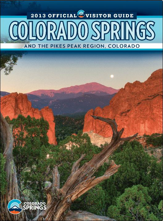 colorado Springs Visitor Center 2013
