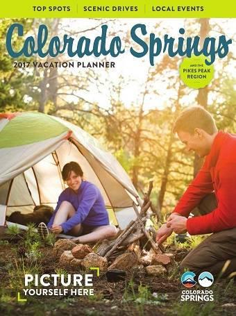 2017 Colorado Springs Vacation Planner Guide