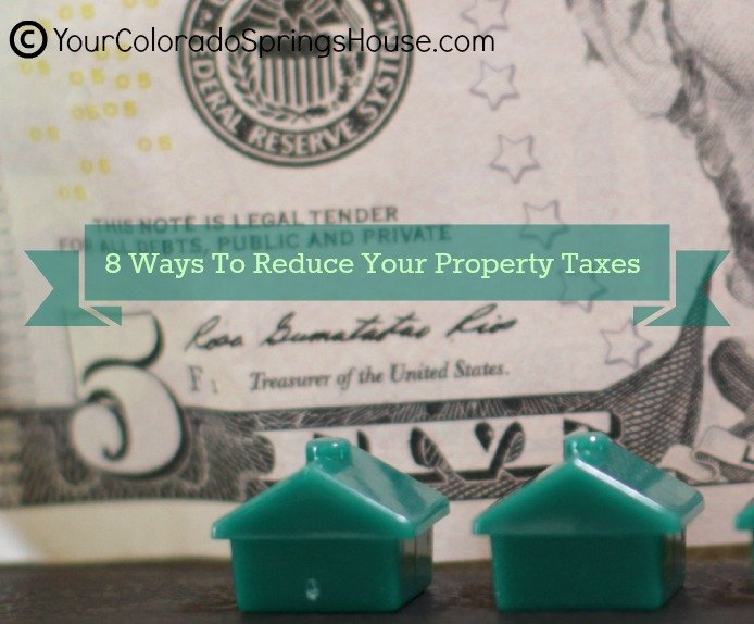 Reduce Property Taxes