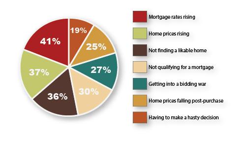 Real Estate Homebuyers worries