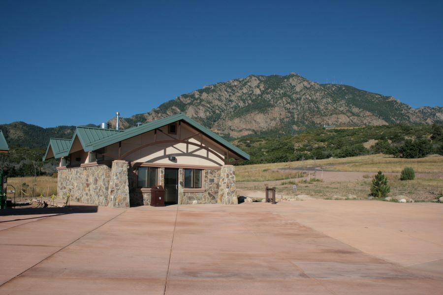 Cheyenne Mountain State Park Campin Facilities