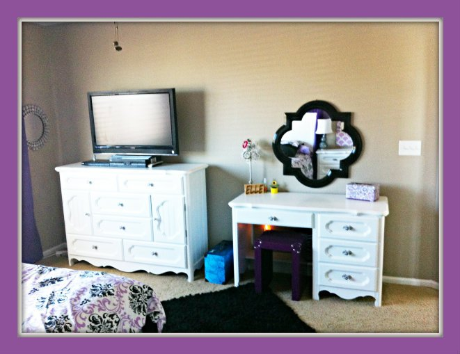 Girls Rooms Staging