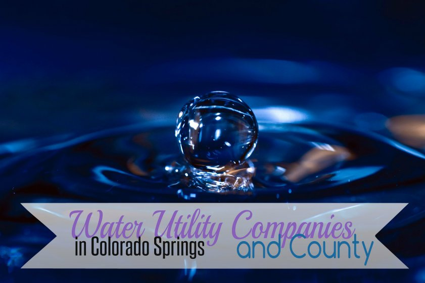 colorado springs water