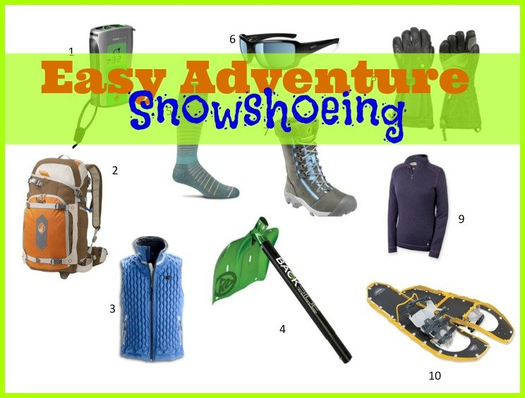 snowshoe gear and how to