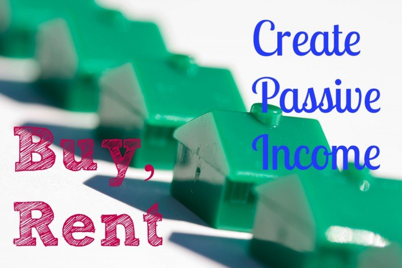 How to buy a rental home , passive income
