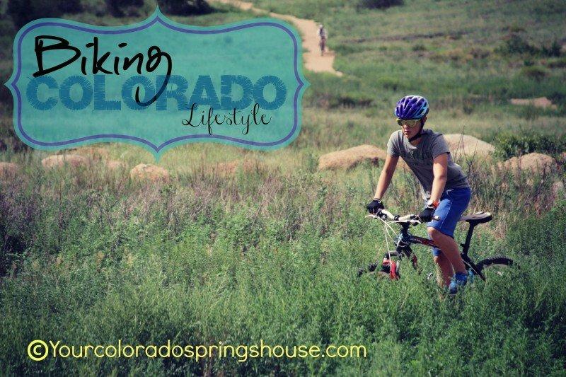 Mountain Biking Colorado Lifestyle