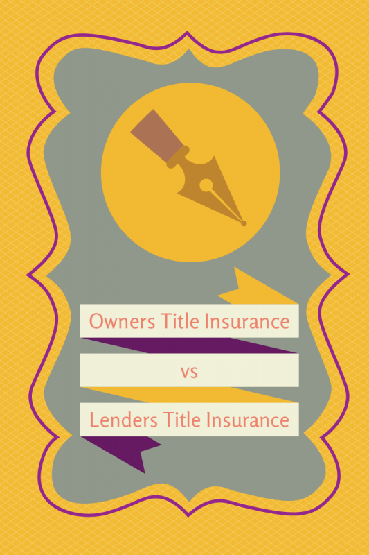 title insurance explained