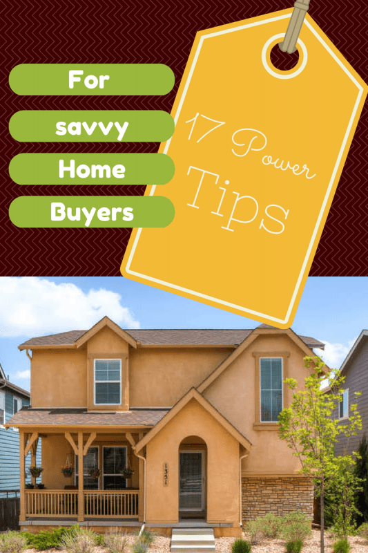 quick tips for home buyers