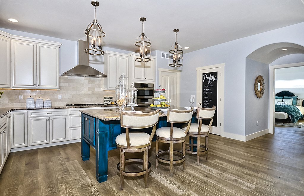 Model Home in Gold HIll Mesa for sale