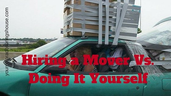 iring a Mover Vs. Doing It Yourself
