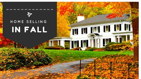 Selling your home in Fall