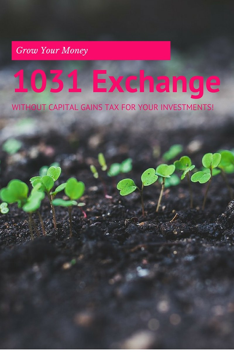 1031 EXCHANGE EXPLAINED CHECKLIST