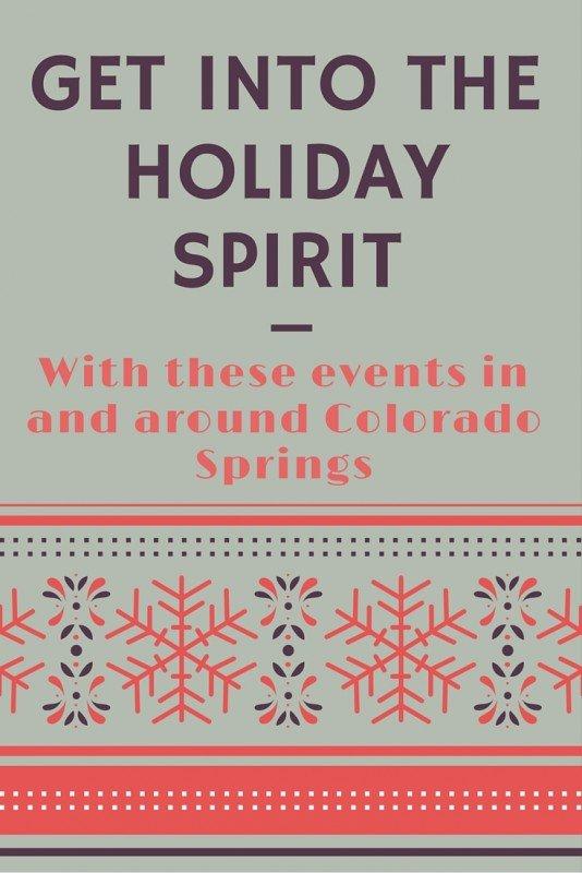 Holiday Events in Colorado Springs