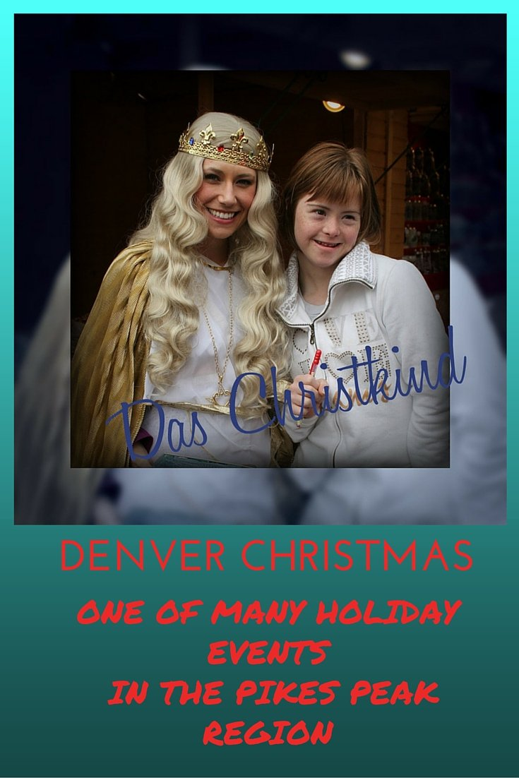 Christmas events in Colorado Springs