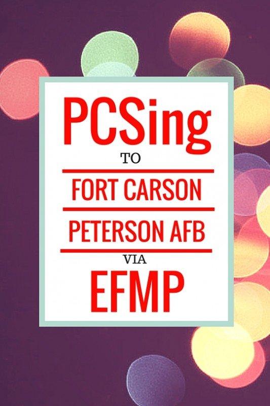 PCSING EFMP CARSON PETERSON
