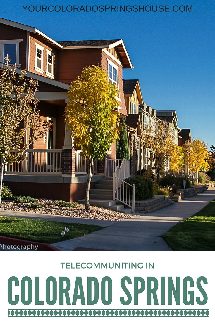 telecommuniting in Colorado springs