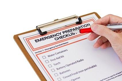 Emergency preparedness list Colorado springs