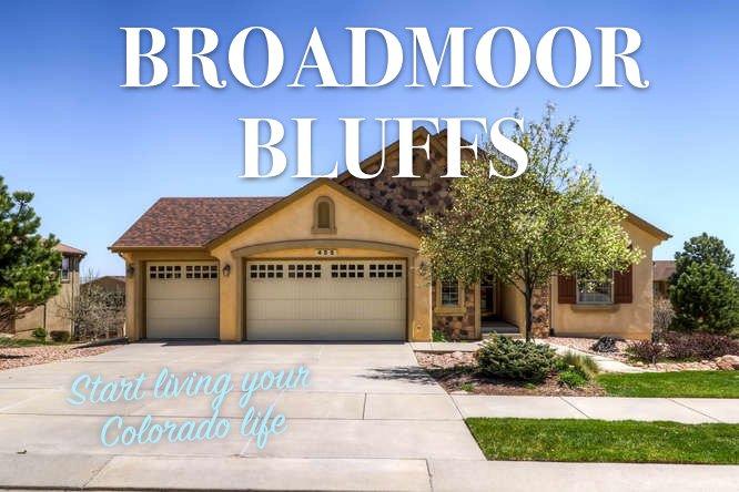 broadmoor bluffs colorado springs