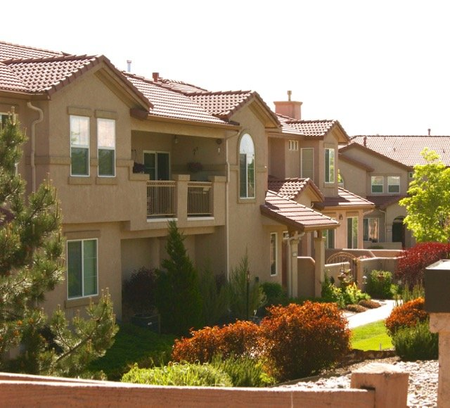 townhouse colorado springs