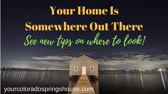 New tips to your home search