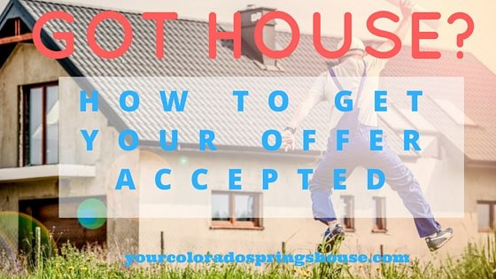 offer accepted in sellers market