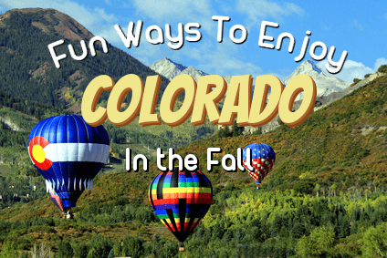 hot air balloons colorado